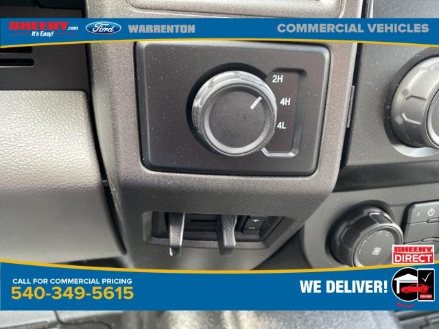 2021 Ford F-550 Crew Cab DRW 4x4, Knapheide Steel Service Body #YC13661 - photo 15