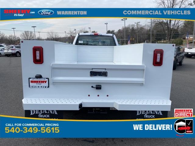 2021 Ford F-550 Crew Cab DRW 4x4, Knapheide Service Body #YC13661 - photo 1