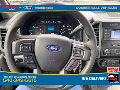 2021 Ford F-550 Crew Cab DRW 4x4, Knapheide Steel Service Body #YC13661 - photo 18
