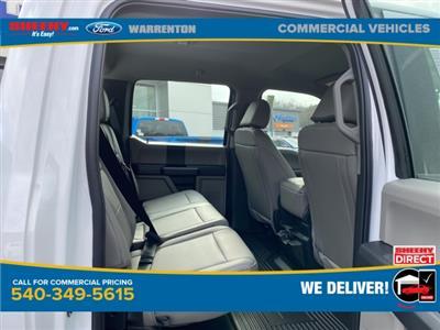 2021 Ford F-550 Crew Cab DRW 4x4, Knapheide Steel Service Body #YC13661 - photo 6