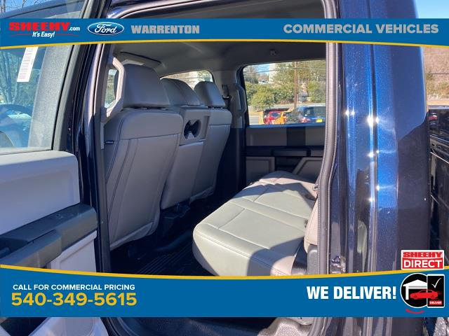 2021 Ford F-550 Crew Cab DRW 4x4, Knapheide Steel Service Body #YC13662 - photo 10