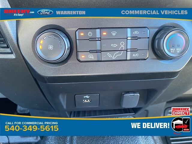 2021 Ford F-550 Crew Cab DRW 4x4, Knapheide Steel Service Body #YC13662 - photo 13