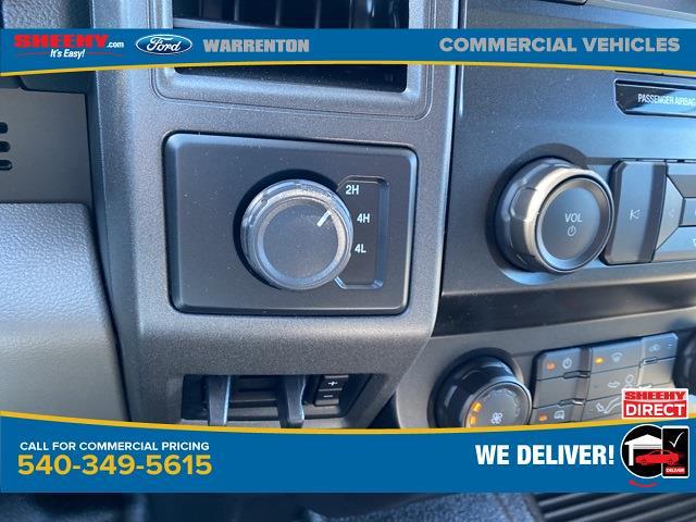 2021 Ford F-550 Crew Cab DRW 4x4, Knapheide Steel Service Body #YC13662 - photo 14
