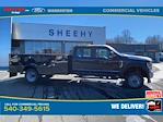 2021 Ford F-550 Crew Cab DRW 4x4, Knapheide Steel Service Body #YC13662 - photo 4