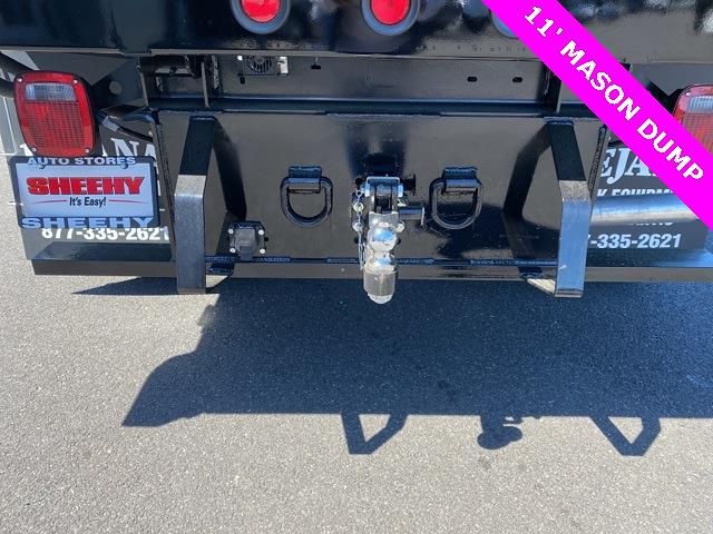 2021 Ford F-550 Crew Cab DRW 4x4, Rugby Eliminator LP Steel Dump Body #YC13663 - photo 8