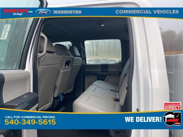 2021 Ford F-550 Crew Cab DRW 4x4, Knapheide Steel Service Body #YC13664 - photo 11