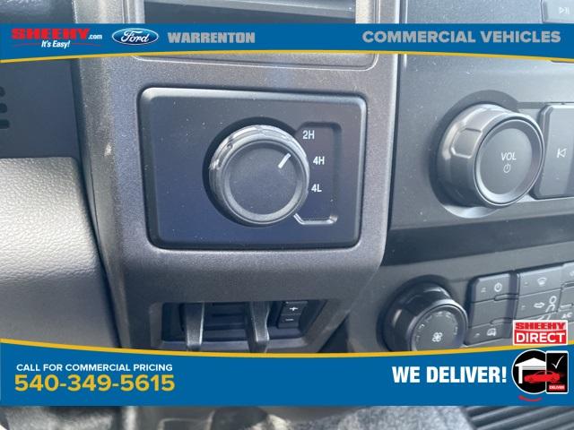 2021 Ford F-550 Crew Cab DRW 4x4, Knapheide Steel Service Body #YC13664 - photo 15