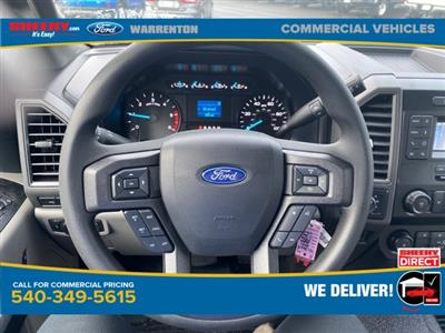 2021 Ford F-550 Crew Cab DRW 4x4, Knapheide Steel Service Body #YC13664 - photo 18