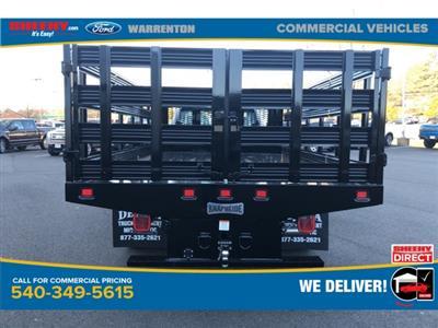 2020 F-350 Regular Cab DRW 4x2, Knapheide Value-Master X Stake Bed #YC13981 - photo 3