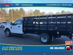 2020 F-350 Regular Cab DRW 4x2, Knapheide Value-Master X Stake Bed #YC13981 - photo 2