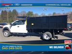 2020 Ford F-550 Super Cab DRW 4x4, PJ's Landscape Dump #YC14322 - photo 2