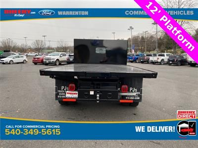 2021 Ford F-450 Crew Cab DRW 4x2, PJ's Platform Body #YC14359 - photo 2