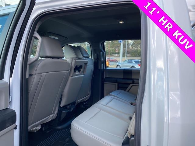 2021 Ford F-550 Crew Cab DRW 4x4, Knapheide KUVcc Service Body #YC23239 - photo 13