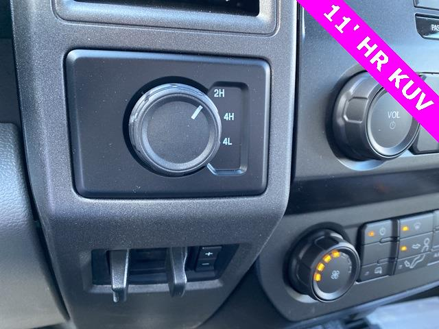 2021 Ford F-550 Crew Cab DRW 4x4, Knapheide KUVcc Service Body #YC23239 - photo 17