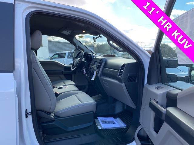 2021 Ford F-550 Crew Cab DRW 4x4, Knapheide KUVcc Service Body #YC23239 - photo 6