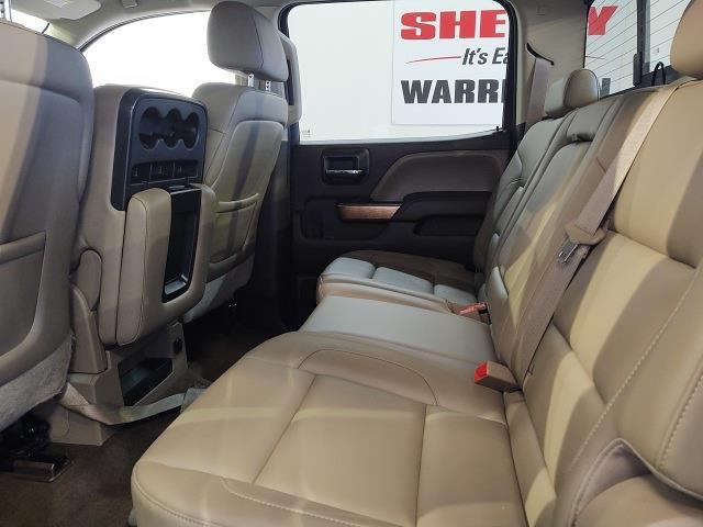 2015 Silverado 3500 Crew Cab 4x4,  Pickup #YC24339A - photo 10