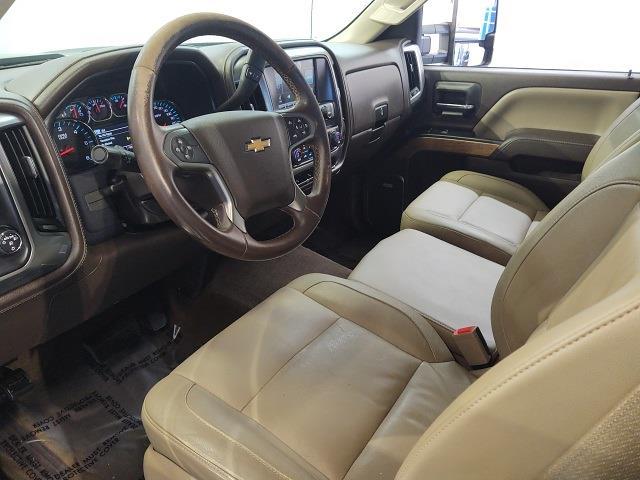 2015 Silverado 3500 Crew Cab 4x4,  Pickup #YC24339A - photo 14