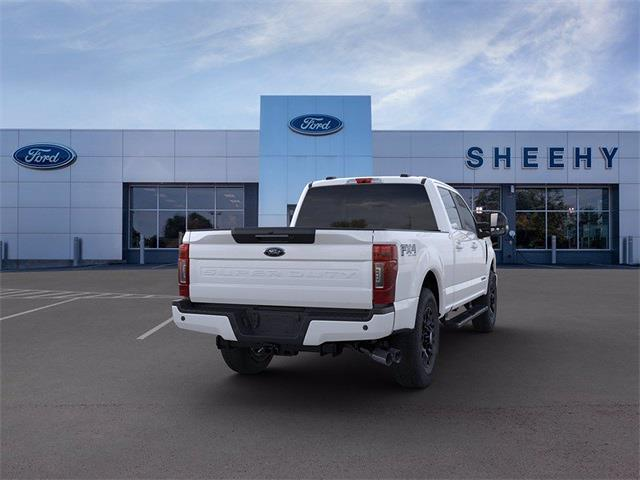 2021 Ford F-250 Crew Cab 4x4, Pickup #YC25244 - photo 2