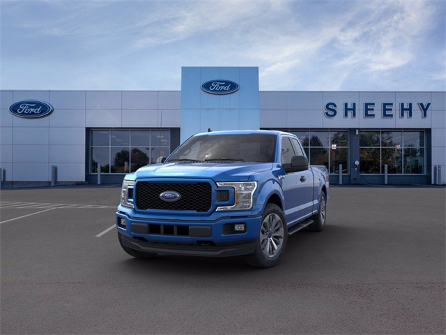 2020 Ford F-150 Super Cab 4x4, Pickup #YFC30423 - photo 5