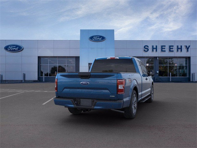 2020 Ford F-150 Super Cab 4x4, Pickup #YFC30423 - photo 2
