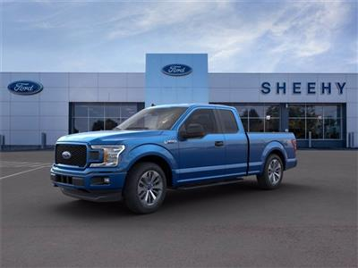 2020 Ford F-150 Super Cab 4x4, Pickup #YFC30423 - photo 4