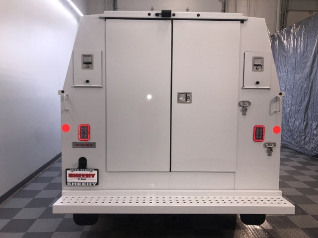 2019 E-350 4x2,  Reading Service Utility Van #YC33591 - photo 1