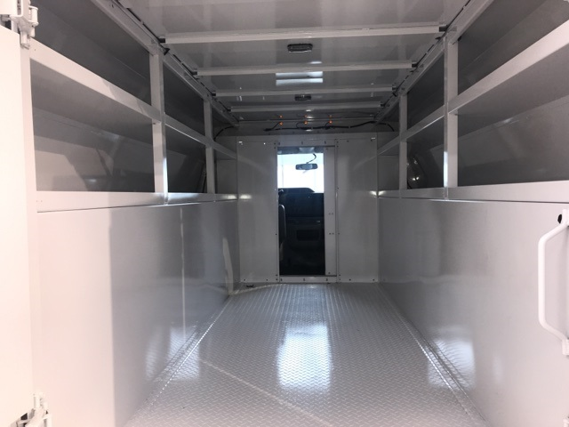 2019 E-350 4x2,  Reading Aluminum CSV Service Utility Van #YC33591 - photo 15