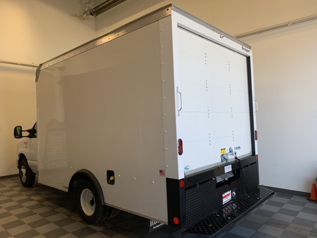 2019 E-350 4x2, Rockport Cargoport Box Truck #YC34067 - photo 2