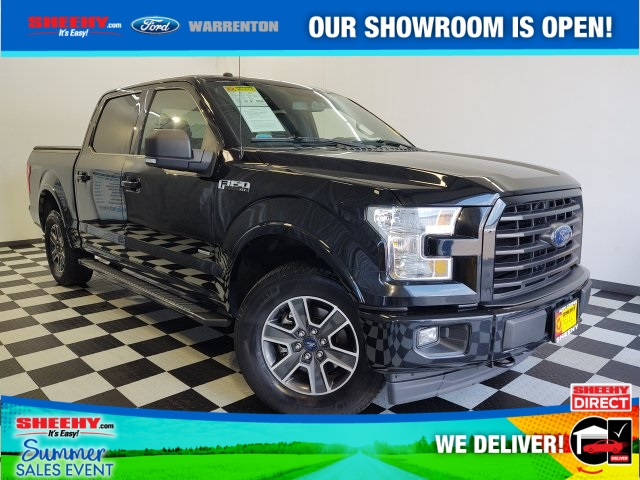 2017 Ford F-150 SuperCrew Cab 4x4, Pickup #YC39497A - photo 1
