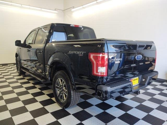 2017 Ford F-150 SuperCrew Cab 4x4, Pickup #YC39497A - photo 2
