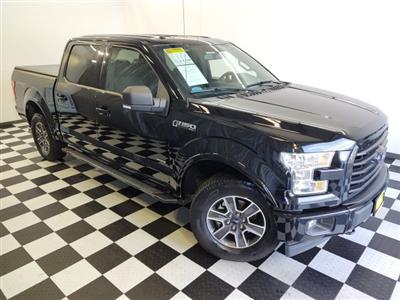 2017 Ford F-150 SuperCrew Cab 4x4, Pickup #YC39497A - photo 5