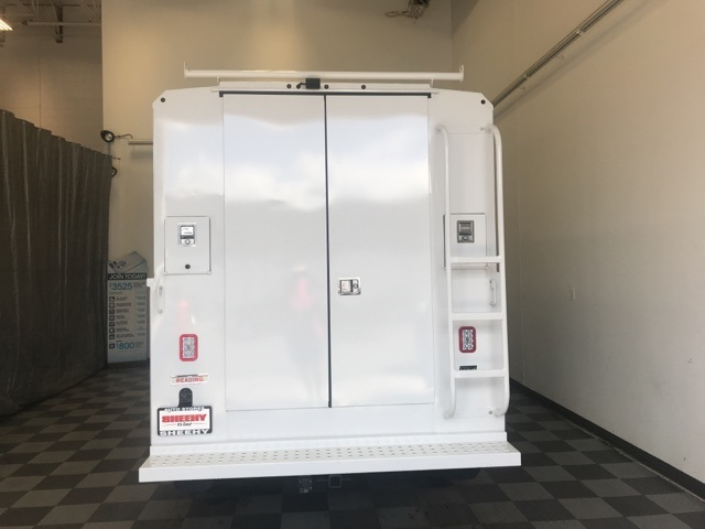 2019 E-350 4x2, Reading Aluminum CSV Service Utility Van #YC40093 - photo 14