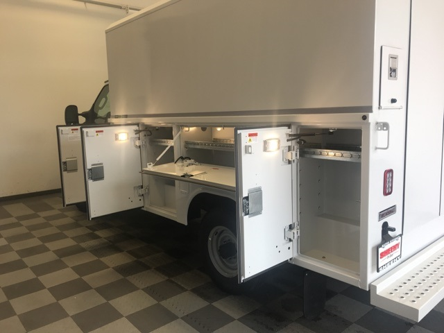 2019 E-350 4x2, Reading Aluminum CSV Service Utility Van #YC40093 - photo 18