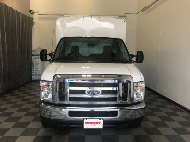 2019 E-350 4x2, Reading Aluminum CSV Service Utility Van #YC40093 - photo 4