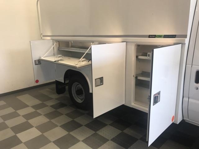 2019 E-350 4x2,  Reading Aluminum CSV Service Utility Van #YC40093 - photo 7