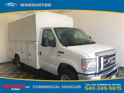 2019 E-350 4x2, Reading Aluminum CSV Service Utility Van #YC40093 - photo 1