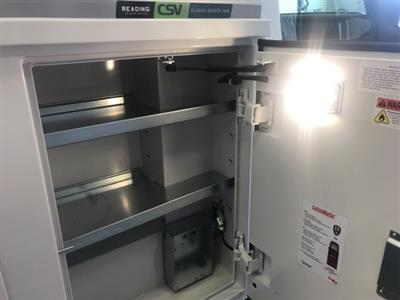 2019 E-350 4x2,  Reading Aluminum CSV Service Utility Van #YC40093 - photo 10