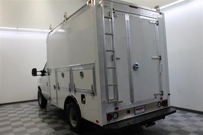 2018 E-350 4x2,  Dejana DuraCube Max Service Utility Van #YC42167 - photo 2