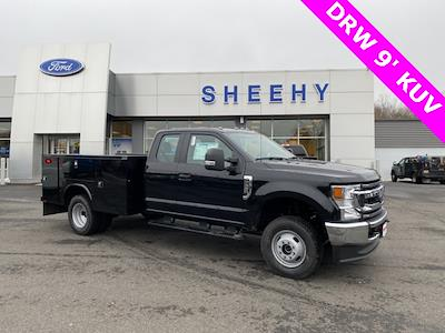 2021 Ford F-350 Super Cab DRW 4x4, Knapheide Steel Service Body #YC42743 - photo 1
