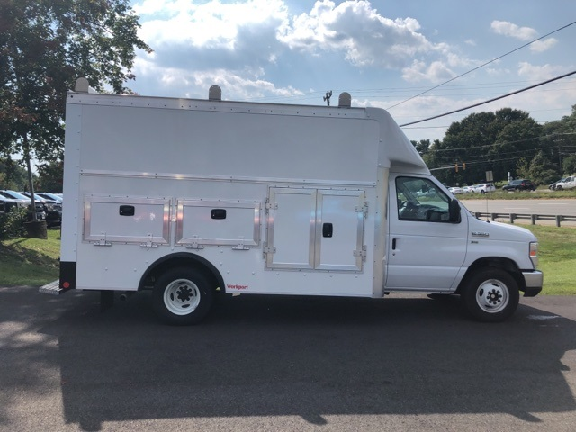 2019 E-350 4x2, Rockport Workport Service Utility Van #YC45553 - photo 7