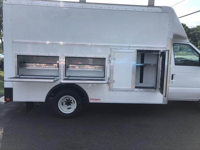2019 E-350 4x2,  Rockport Workport Service Utility Van #YC45553 - photo 7