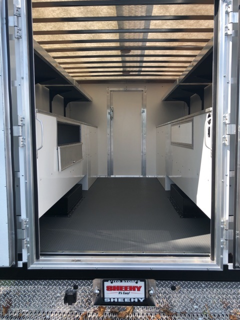 2019 E-350 4x2, Rockport Workport Service Utility Van #YC45553 - photo 3