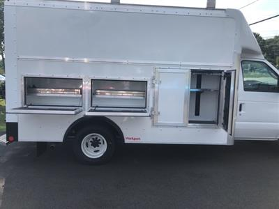 2019 E-350 4x2, Rockport Workport Service Utility Van #YC45553 - photo 8