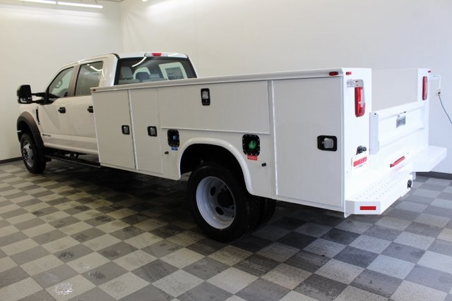 2018 F-550 Crew Cab DRW 4x4,  Knapheide Service Body #YC48867 - photo 1