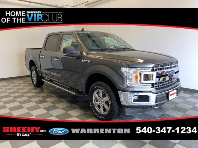 2019 F-150 SuperCrew Cab 4x4,  Pickup #YC53894 - photo 1