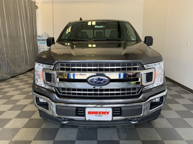 2019 F-150 SuperCrew Cab 4x4,  Pickup #YC53894 - photo 4