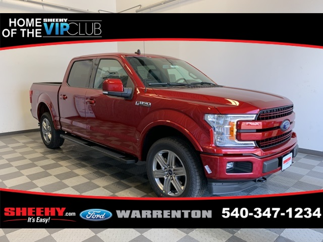 2019 F-150 SuperCrew Cab 4x4,  Pickup #YC53896 - photo 1