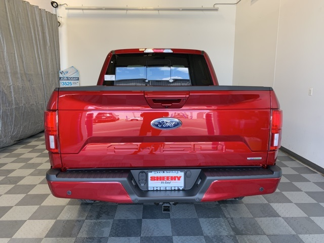 2019 F-150 SuperCrew Cab 4x4,  Pickup #YC53896 - photo 7