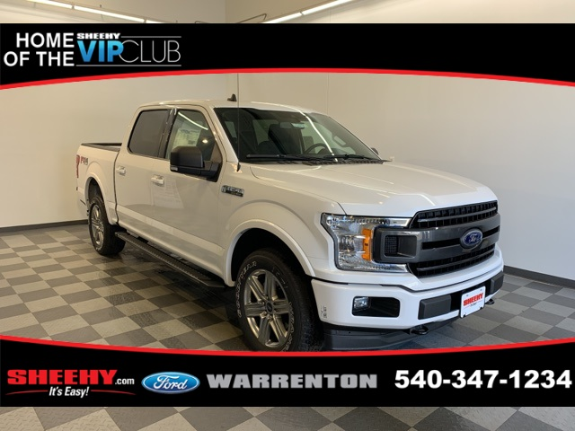 2019 F-150 SuperCrew Cab 4x4,  Pickup #YC53897 - photo 1