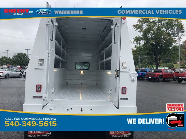 2020 Ford F-550 Crew Cab DRW 4x4, Reading Panel Service Body #YC55451 - photo 11